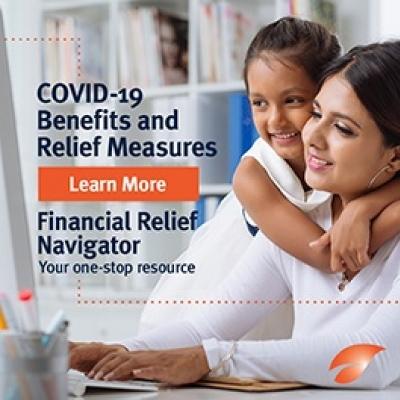 Financial Relief Navigator