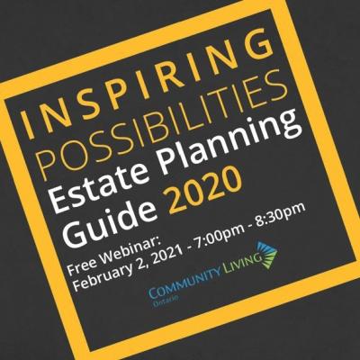 Inspiring Possibilities: Estate Planning Guide 2021