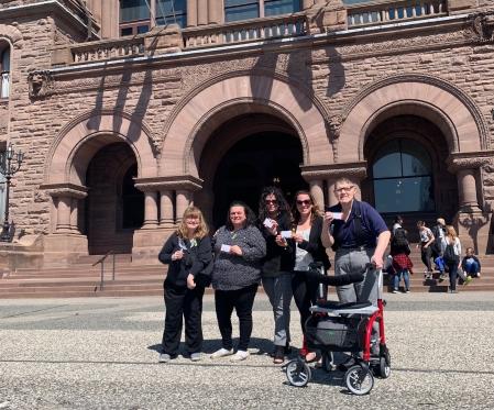 A Day at the Legislature