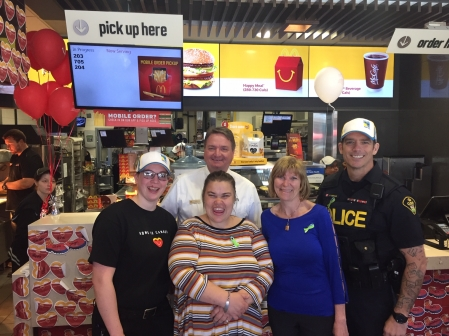 McHappy Day in Picton